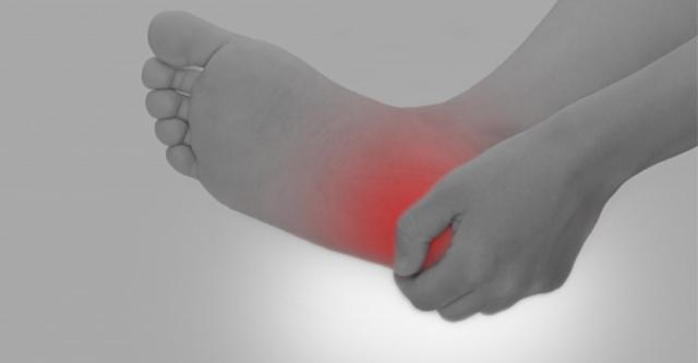 足の裏の痛み